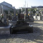 【洋型オリジナルデザイン墓石】蒲郡市真如寺