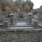 【和型墓石】古瀬間