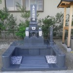 【和型墓石】岡崎市正願寺