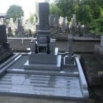 【和型墓石】西尾市瑞玄寺