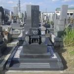 【和型墓石】安城市 安城霊園